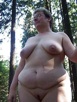 Granny pussy fat Big pussy